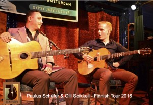 PS & OS Flyer Finnish Tour 2016